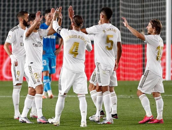 Klasemen La Liga Spanyol Hingga Pekan Ke 29 Barcelona Dan Madrid Bersaing Ketat Okezone Bola