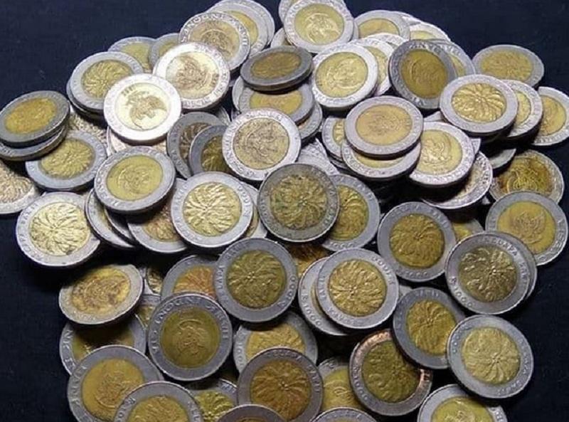 Gambar Uang Koin 100 China Uang Koin Rp1 000 Kelapa Sawit Dijual Rp100 Juta Bi Minta