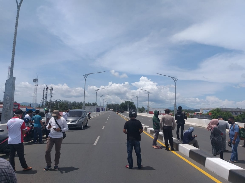 Bendera Bulan Bintang Terikat Benda Diduga Bom Gemparkan Banda Aceh Okezone News