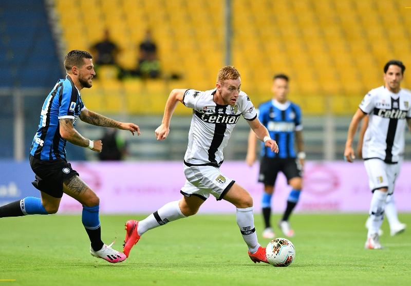 Sempat Tertinggal Nerazzurri Paksa Hasil Seri 2-2 Laga Inter Vs Parma