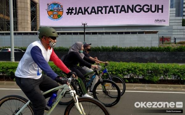 Bantahan Kemenhub soal Pajak Sepeda Okezone Tren