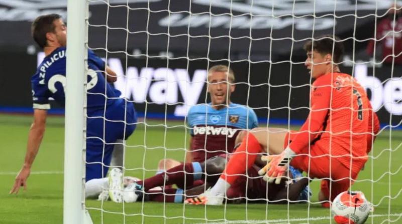 Kekalahan dari West Ham Bongkar Borok di Pertahana