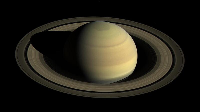Tahukah Anda, Cincin Saturnus Terdiri dari Es dan