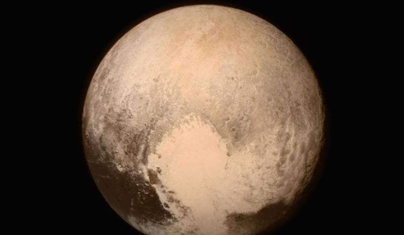 Tahukah Anda, 1 Tahun di Pluto Setara 248 Tahun di