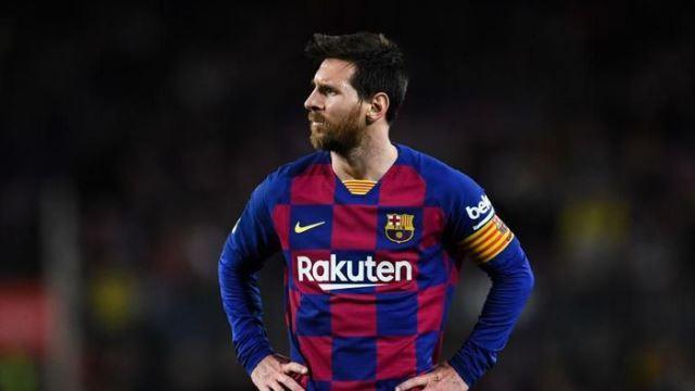 2021 Jadi Tahun Terakhir Messi Bersama Barcelona