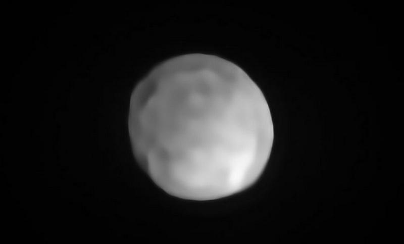 8 Asteroid Besar, Salah Satunya Ceres dengan Ukura