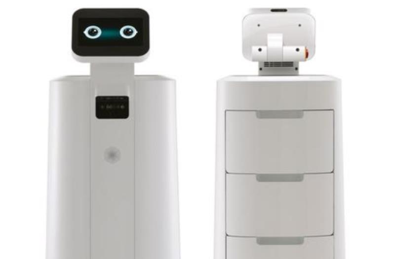 https: img.okezone.com content 2020 07 08 16 2243103 hindari-kontak-antar-manusia-robot-dikerahkan-bantu-petugas-di-rumah-sakit-7A84grDEtx.jpg