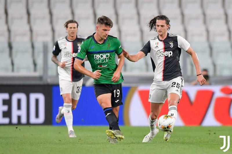 Juventus Vs Atalanta Berakhir 2 2 Sarri Mereka Agresif Okezone Bola