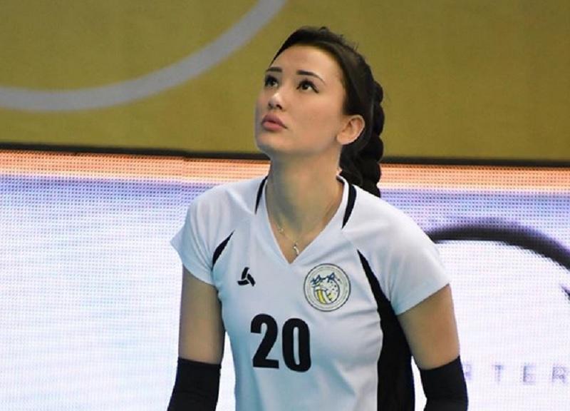 Sabina Altynbekova, Atlet Muslim yang Taat Beragama : Okezone Sports
