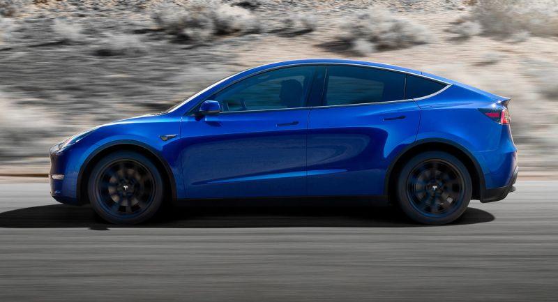 Tidak Laku Harga Jual Tesla Model Y Didiskon Rp45 Juta Okezone Otomotif