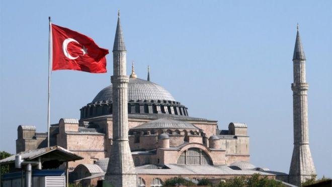 https: img.okezone.com content 2020 07 20 18 2249234 dijadikan-masjid-mosaik-tokoh-kristen-di-hagia-sophia-akan-ditutup-tirai-ZDUfbYvfZl.jpg