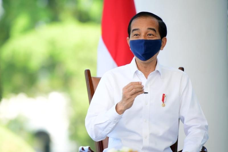 Presiden Jokowi: 70 Juta Anak Indonesia Terdampak Pandemi Corona ...