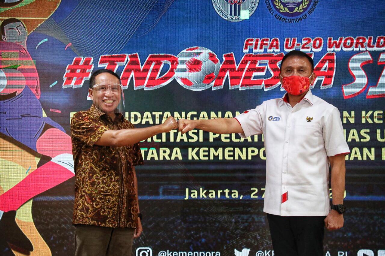 https: img.okezone.com content 2020 07 27 51 2253007 kemenpora-siapkan-dana-rp50-miliar-untuk-bantu-timnas-indonesia-u-19-L945VsKOVC.jpg