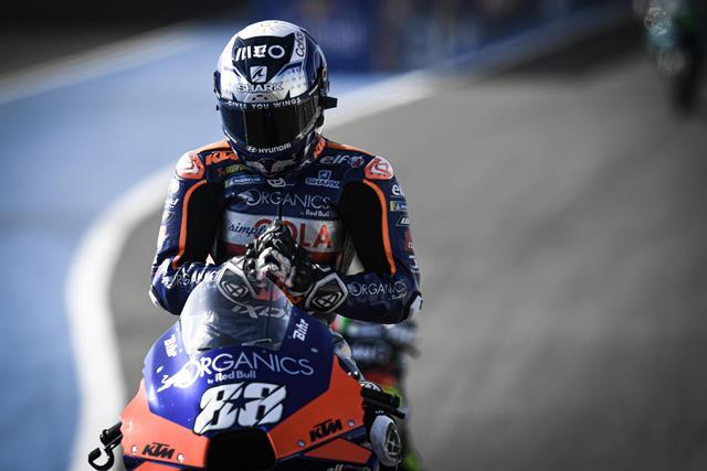 Miguel Oliveira Gagal Finis Di Motogp Andalusia 2020 Poncharal Sedih Okezone Sports