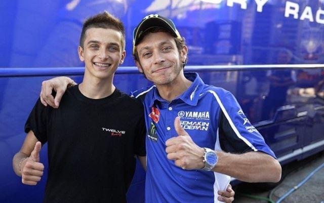 Rossi Nilai sang Adik Sudah Siap Naik ke Kelas MotoGP