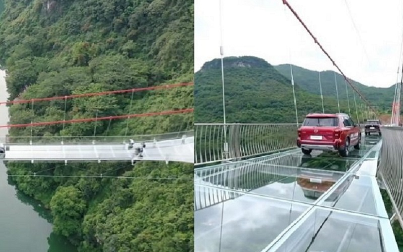 https: img.okezone.com content 2020 08 11 612 2260562 jembatan-kaca-terpanjang-di-dunia-bisa-dinaiki-mobil-4KJuwdCpIX.jpg