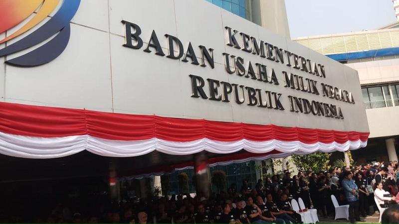 8 BUMN Dapat \'Kado\' Rp37,4 Triliun dari Jokowi