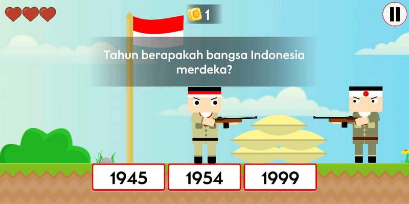 3 Game Android Bertema Hari Kemerdekaan Indonesia Okezone Techno