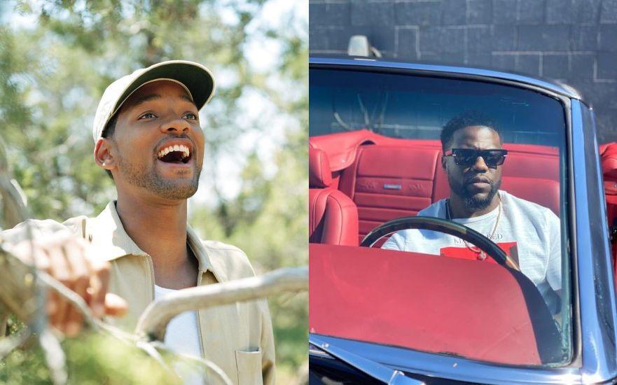 Will Smith Dan Kevin Hart Bintangi Remake Film Planes Trains Automobile Okezone Celebrity