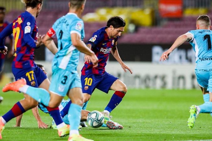 5 Penyebab Messi Gabung Inter Milan, Nomor 1 Lanjutkan Sukses ...