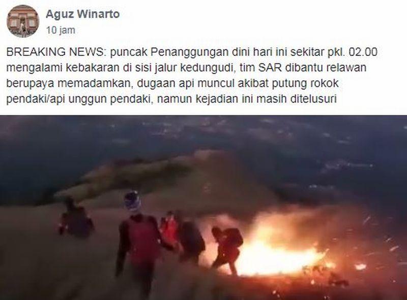https: img.okezone.com content 2020 08 24 519 2266763 jalur-pendakian-ditutup-akibat-kebakaran-gunung-penanggungan-petugas-jangan-nekat-NI1DGcNsBA.jpg