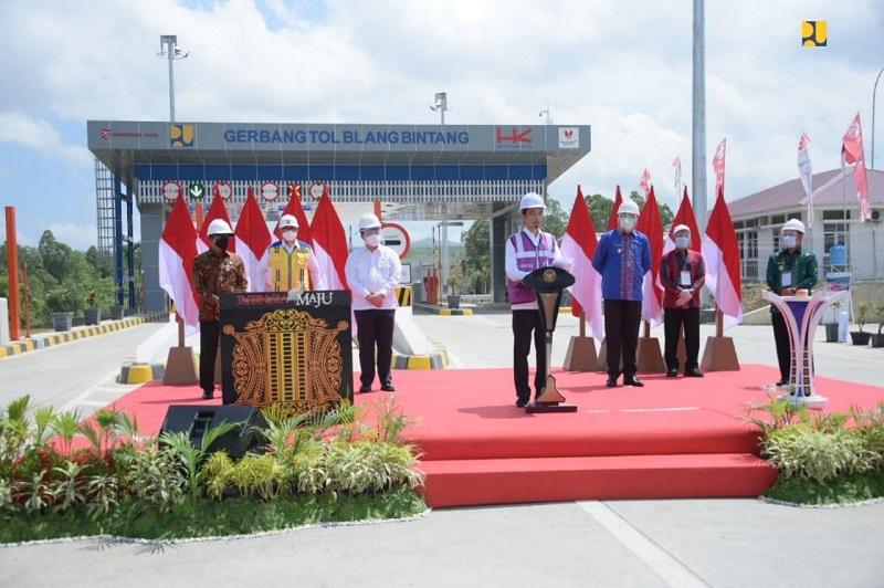 Tol Banda Aceh Sigli Diresmikan Presiden Joko Widodo Harapkan Aceh Jadi Epicentrum Pertumbuhan Ekonomi Di Sumatera Okezone News