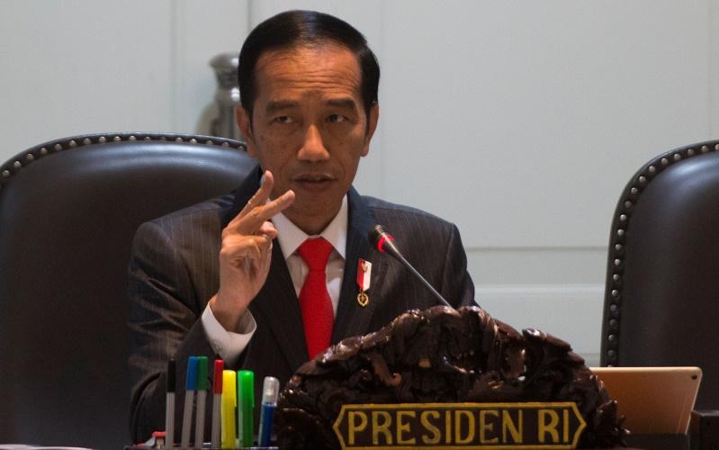 Presiden Jokowi Klaim Omnibus Law Bisa Berikan Kepastian Hukum Okezone Nasional