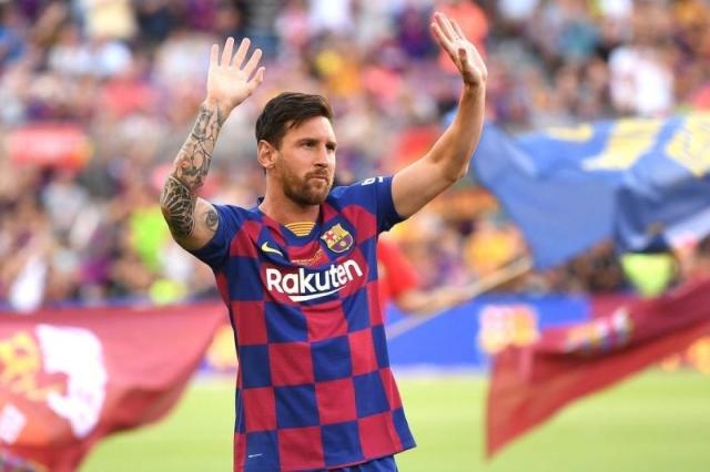Gaji Tinggi Bikin Sulit PSG Rekrut Messi : Okezone Bola