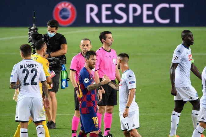 Lionel Messi Pergi, Ini Formasi Barcelona di Musim 2020 ...