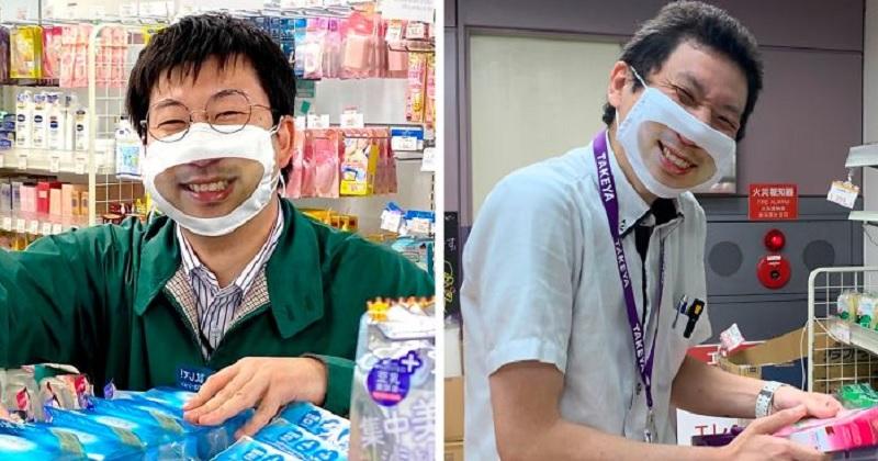 https: img.okezone.com content 2020 09 02 612 2271728 unik-karyawan-toko-ini-wajib-pakai-masker-tersenyum-selama-pandemi-AvwnvPB251.jpg