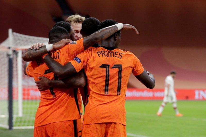 Hasil Pertandingan UEFA Nations League 2020-2021 Semalam, Belanda dan  Italia Tak Senasib : Okezone Bola