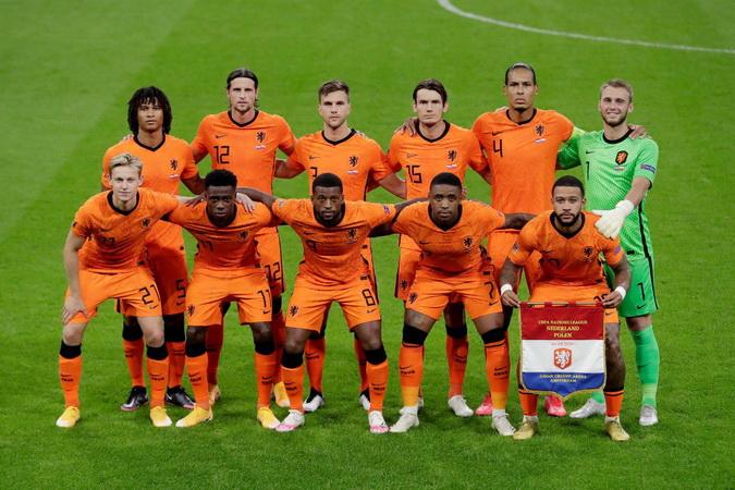 Jadwal Uefa Nations League 2020 2021 Nanti Malam Belanda Vs Italia Okezone Bola