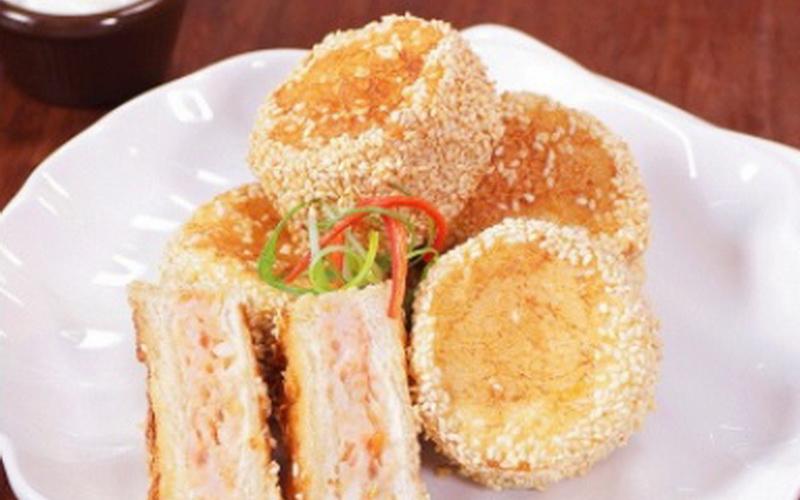 Resep Roti Goreng Udang Pedas Gurih : Okezone Lifestyle
