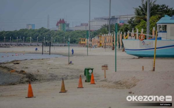 Jakarta Psbb Total Ancol Kembali Tutup Senin 14 September Okezone Economy
