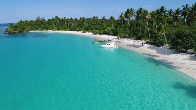 Indah Bak Surga Pesona Pantai Oyama Bikin Kamu Jatuh Cinta Okezone Travel