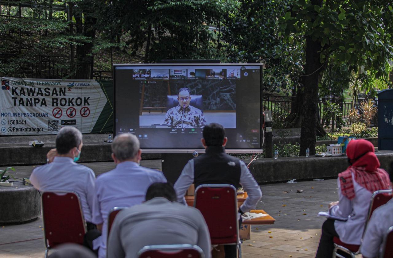 Nasib Pembatasan Kota Bogor Tunggu Keputusan Pemprov DKI dan Jabar