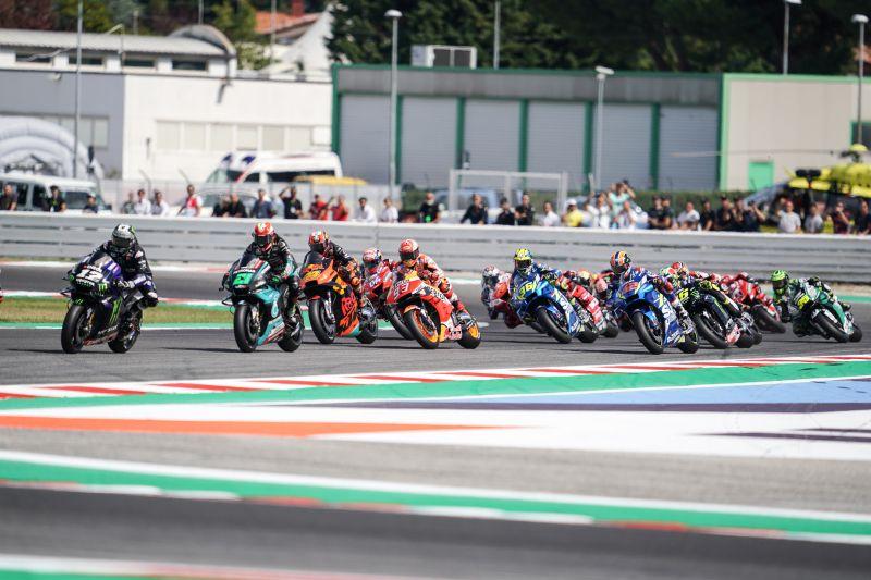 Jadwal MotoGP Hari Ini, Penentuan Start Terdepan di Misano