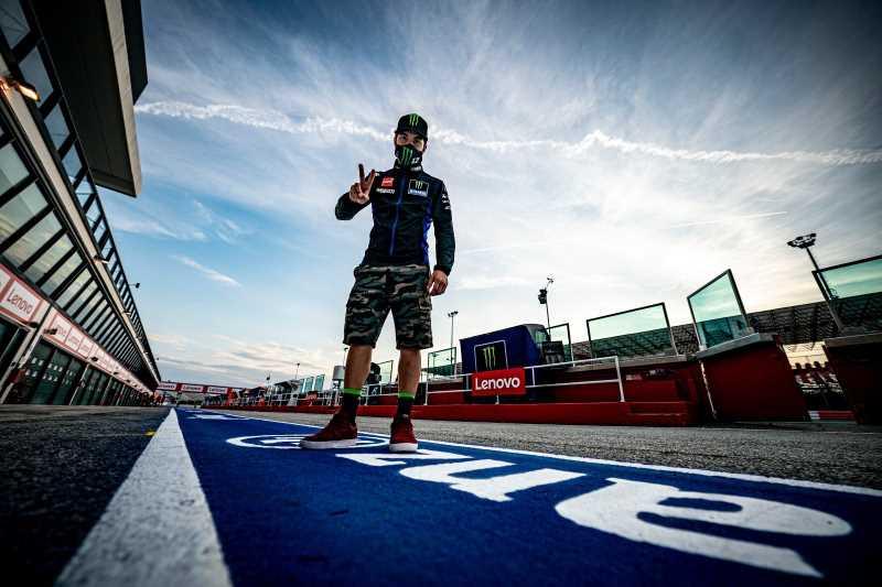 Hasil Kualifikasi MotoGP San Marino 2020, Yamaha K