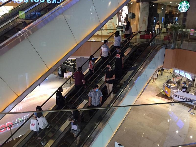 Pasar Hingga Mal Masih Tetap Buka Selama Psbb Di Jakarta Okezone Economy