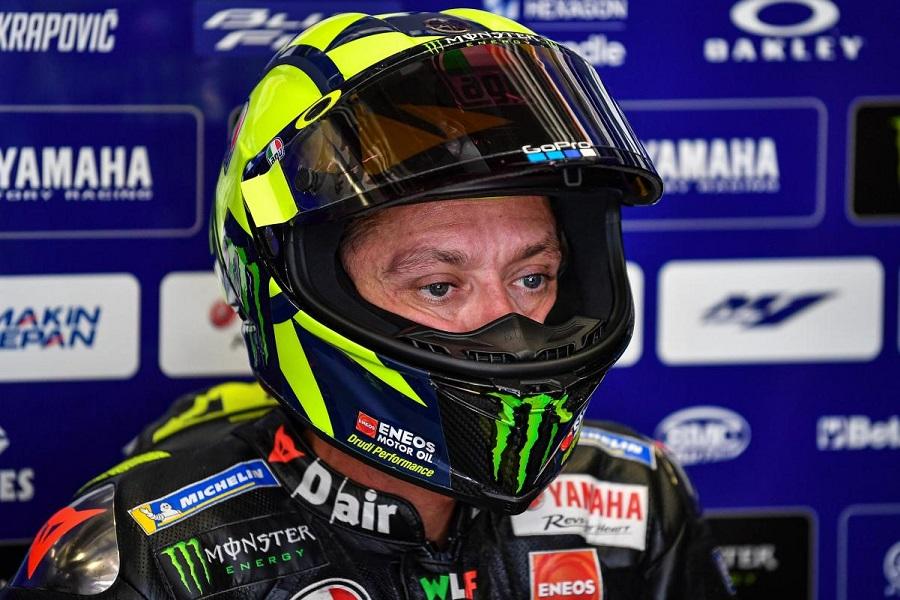 Rossi Bisa Gagalkan Niat Vinales Menangi MotoGP San Marino 2020
