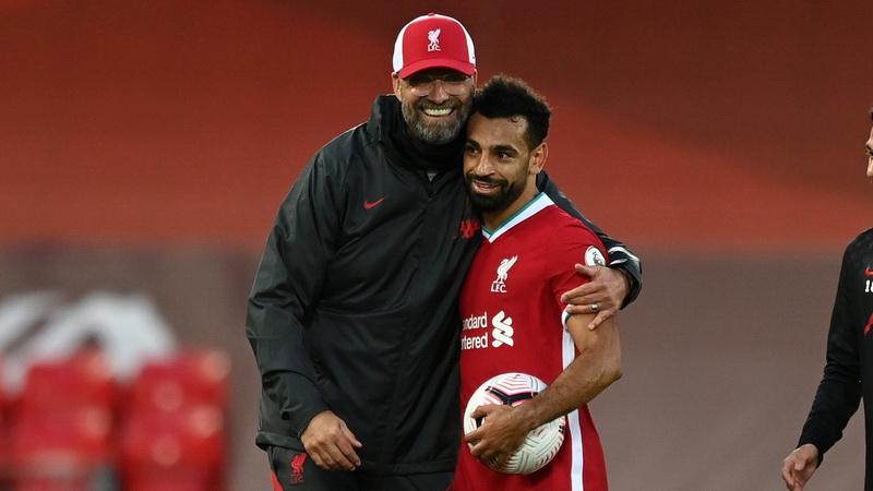 Cetak Hattrick, Ini 4 Rekor yang Dibuat Mohamed Salah di Laga Liverpool vs  Leeds United : Okezone Bola