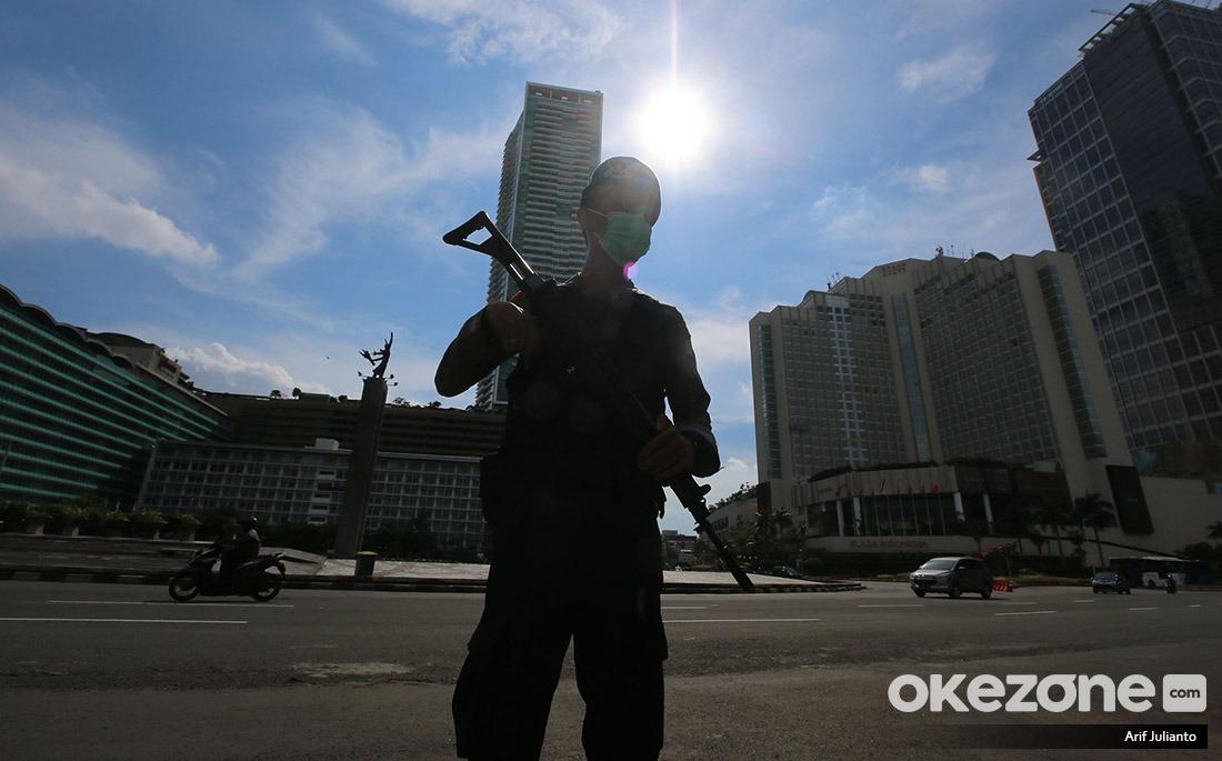 Jakarta Terapkan Psbb Pemkot Bandung Masih Bolehkan Warga Luar Masuk Okezone News