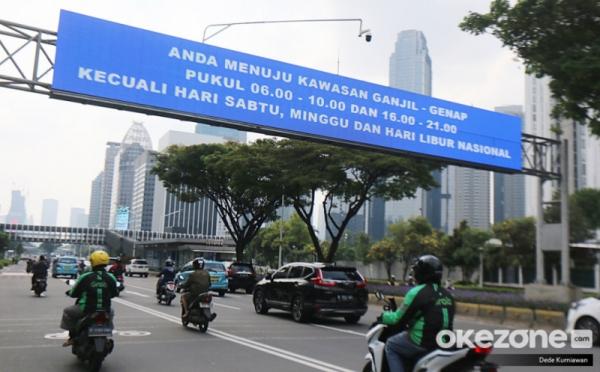 Psbb Di Jakarta Diperketat Ganjil Genap Tidak Berlaku Okezone Megapolitan