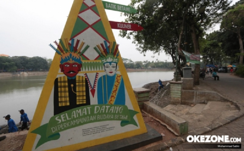 Tempat Wisata Di Jakarta Selatan Yuk Jelajahi Setu Babakan Okezone Travel