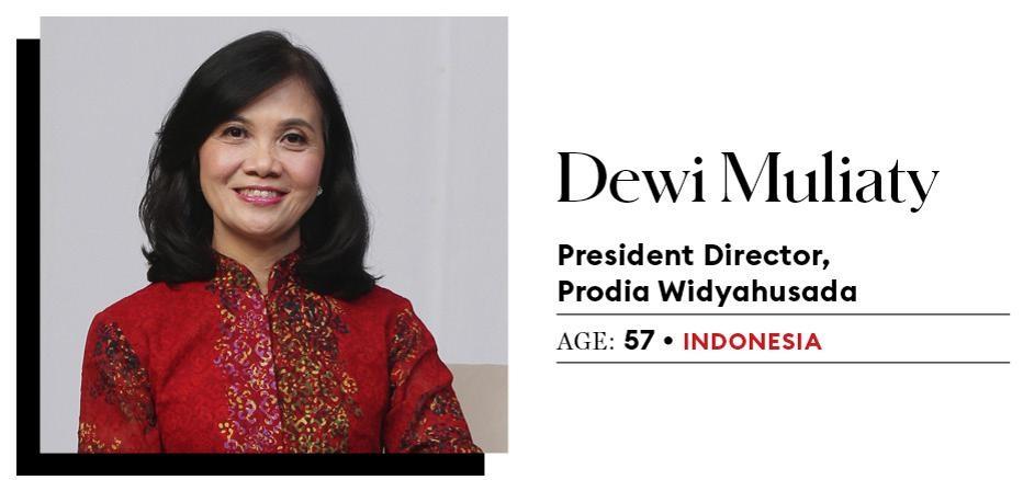 PRDA Kenalan dengan Dewi Muliaty, Srikandi RI yang Masuk Daftar Pebisnis Wanita Berpengaruh di Asia : Okezone Economy