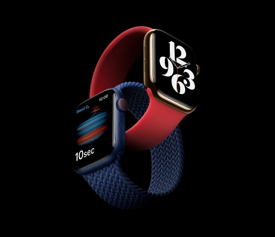 Apple Watch Series 6 Miliki Fitur Pemantauan Oksig