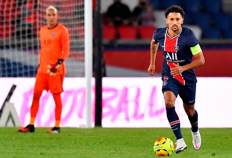 Psg Vs Metz Berakhir 1 0 Marquinhos Lega Terhindar Dari Kekalahan Okezone Bola