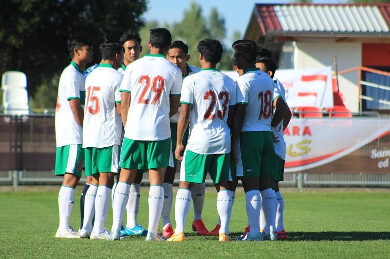 Sempat Tertinggal, Timnas Indonesia U-19 Berbalik