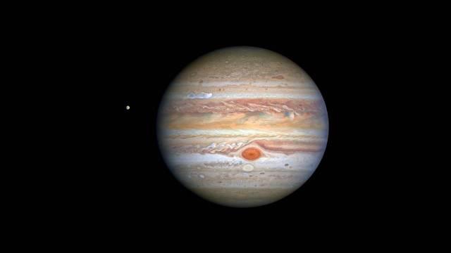 NASA Temukan Bintik Merah Besar di Jupiter, Apakah