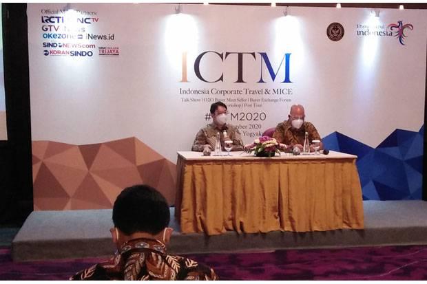 Akselerasi Perekonomian Pariwisata Indonesia lewat ICTM : Okezone Economy
